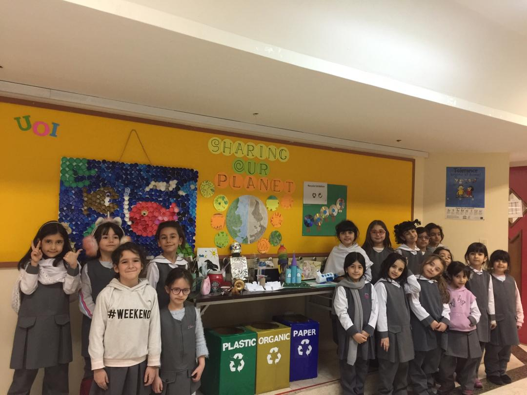Recycling Exhibition