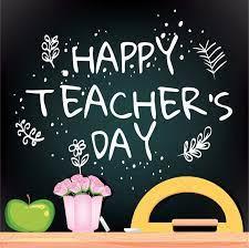 Happy Teacher 's day